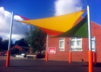 Reepham Primary School - Shade Sails