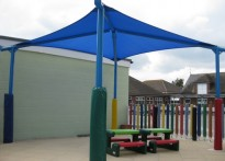 Little Clacton Pre-School - Free Standing Canopy