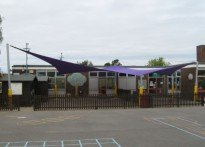 Kents Hill Infant School - Shade Sail
