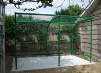 Larchwood Primary School - Cycle Shelter