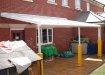 The Children's Room - Wall Mounted Canopy