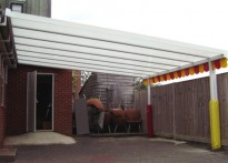 Portswood Church Toddler Group - Wall Mounted Canopy