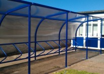 Windermere Cycle Shelter