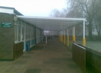 Broughton Infants School - Third installation