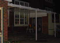 Links Primary School - Wall Mounted Canopy