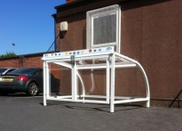South Ascot Children's Centre - Buggy Shelter