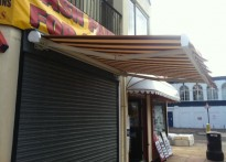 AVA Jewellers - Commercial Awning
