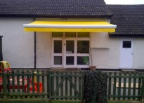 Busy Bees Childcare Centre - Commercial Awning