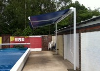Mayfield Primary School - Awning Install