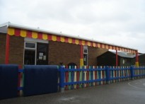 Puddleducks Nursery - Wall Mounted Canopy