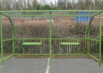 Newbold Riverside Primary School - Waiting Shelter