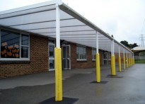 East Borough Primary School - First Installation