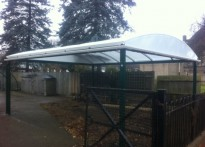 Sacred Heart RC Primary School - Free Standing Canopy