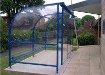 Reameadow Children's Centre - Buggy Shelter