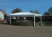 Walmley Infant School - Free Standing Canopy