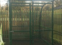 Kings Norton Nursery School - Buggy Shelter