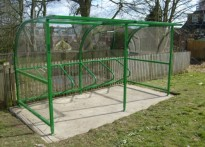 South Hill Primary School - Cycle Shelter