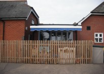 Freethorpe & District Pre-School - Commercial Awning