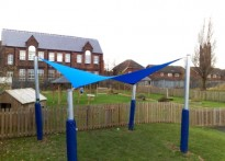 North Ormesby Primary Academy - Shade Sail