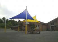 Glen Park Primary School - Shade Sail