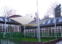St. Theresa's RC Primary School - Shade Sails