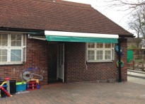 Steers Mead Children's Centre - Commercial Awning
