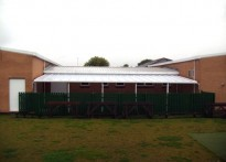 Primrose Lane Primary School - Wall Mounted Canopy - 2nd Installation