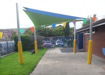 Aunt Mary's Private Day Nursery - Shade Sail