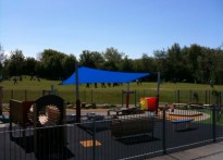 Grosvenor Park Primary School - Shade Sail