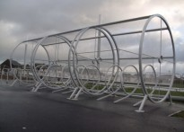Heathfield Primary School - Cycle Shelter