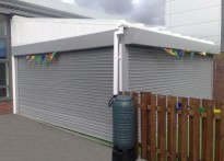 Buffer Bears Nursery - Wall Mounted Canopy
