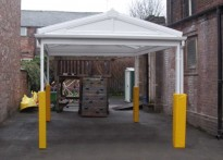 The Vine Playgroup - Free Standing Canopy