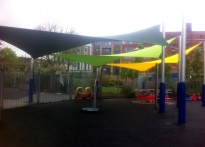 The Bridge School - Shade Sails