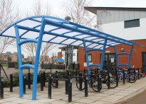 Ravenswood Primary School - Cycle Shelter
