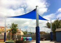 Three Bears Nursery - Shade Sail