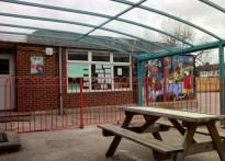 St Saviours Primary School - 2nd Free Standing Canopy