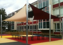 Thurleston High School - Shade Sails