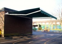 St Mary's Primary School - Awning