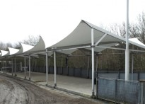 Kingswood Dearne Valley Centre - Tensile Fabric Replacement