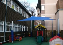 St Thomas Day Nursery - Shade Sail