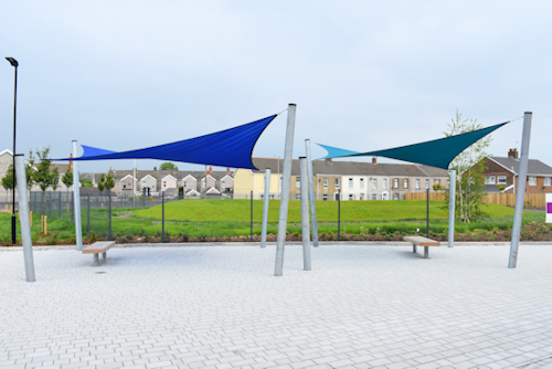 Shade Sails | Able Canopies Ltd.