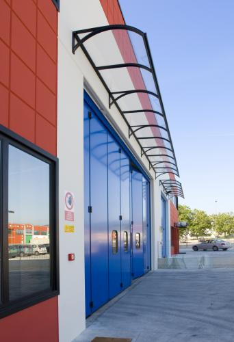 Entrance Canopies Product : Orwell entrance canopy canopies uk expert