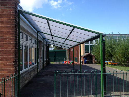 Grange Junior Free Standing Canopy Canopies Uk Canopy