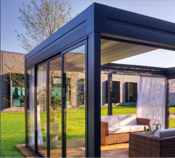 Sliding Doors – Canopy Accessories from Able Canopies Ltd.