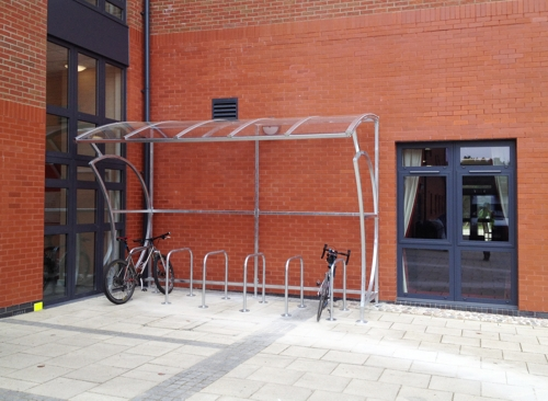 Witton Cycle Shelter Bike Shelter Canopies Uk Canopy