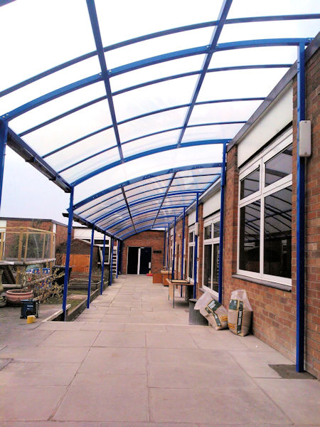 Devoke Junior Free Standing Canopy Canopies Uk Canopy