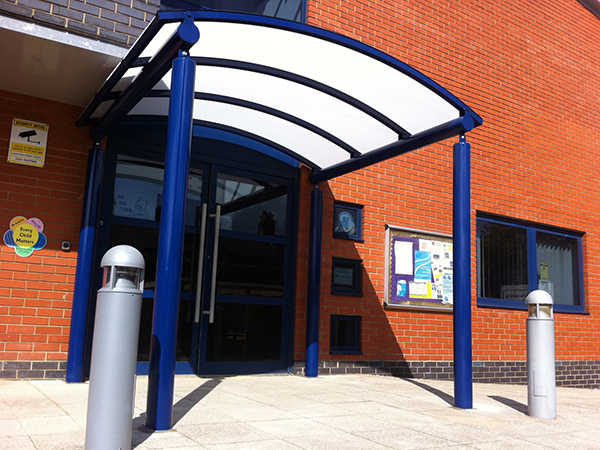 Whiteside Free Standing Canopy Canopies Uk Canopy Expert