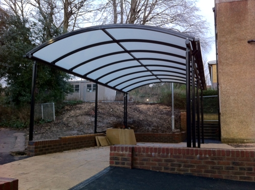 & Whiteside Free Standing Canopy | Canopies | UK Canopy Expert