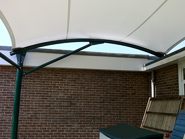 Kendal Cantilever Walkway Canopies Uk Canopy Expert