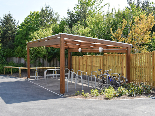Print this Product & Tarnhow Mono Free Standing Timber Canopy | Canopies | UK Canopy Expert